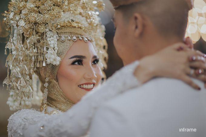 Yozha & Weldy Wedding day by Inframe photo video - 031