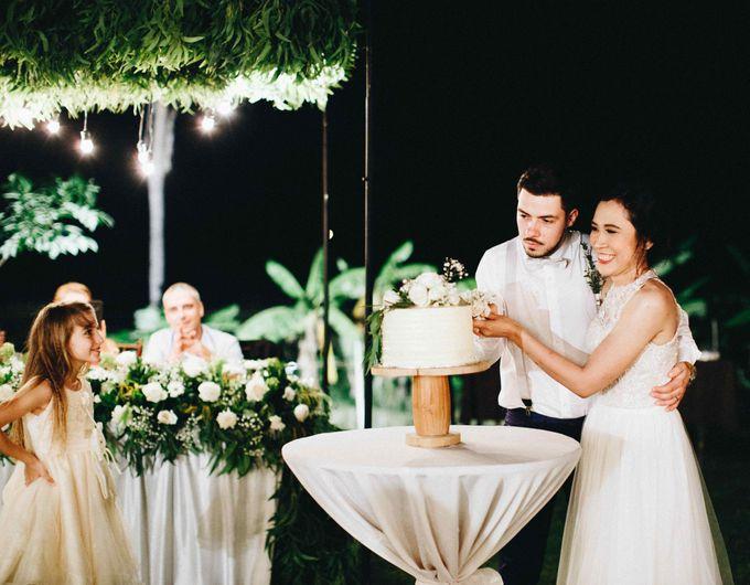 Wedding of Deasy & Nikolay by Tirza Zoraya - 018