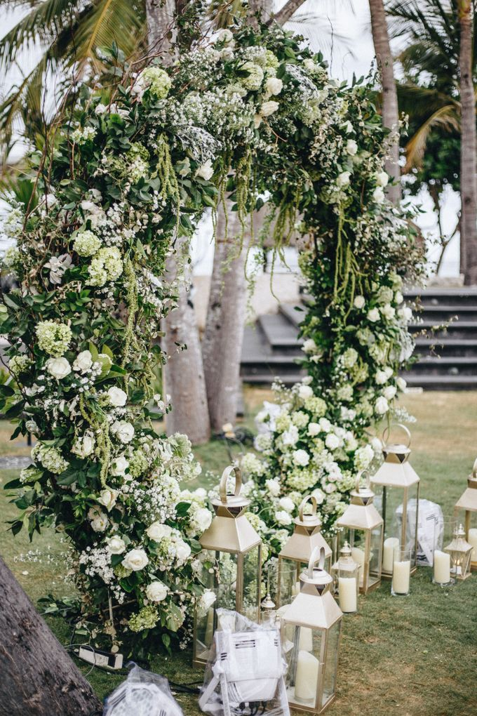 Wedding of Elvan & Jessica in Royal Santrian by Red Gardenia - 013