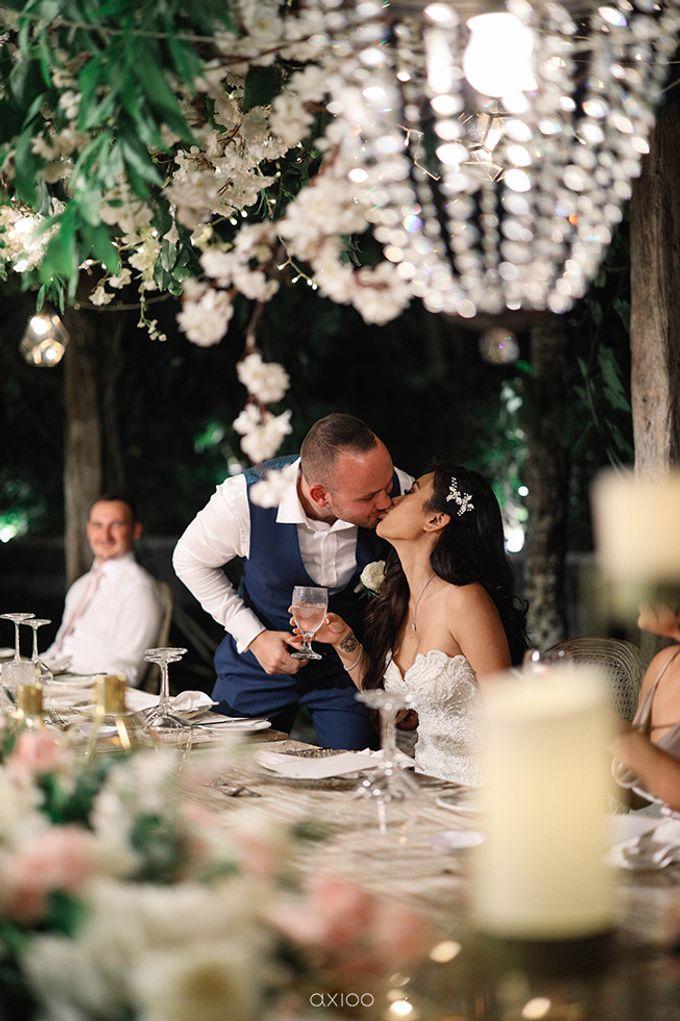 The Wedding of Bonnie and Bryce by AVAVI BALI WEDDINGS - 028