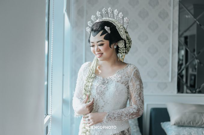 THE WEDDING OF TRACY & PUTRA by redberry wedding - 001