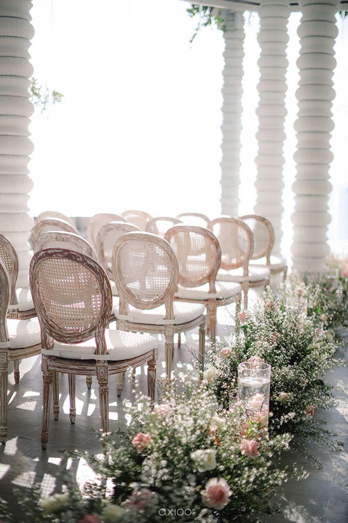 The Wedding of Bonnie and Bryce by AVAVI BALI WEDDINGS - 038