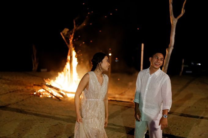 Ayla Dimitri & Rama Wedding at Atlantis Beach Club by Plataran Indonesia - 039