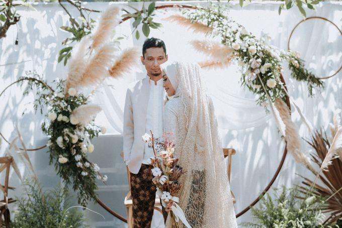 The Wedding of Rahma & Rezin by Daydreaming Works - 003