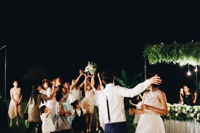 Wedding of Deasy & Nikolay by Tirza Zoraya - 019