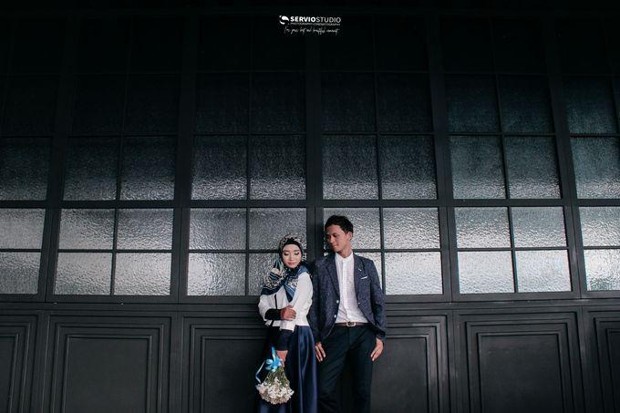 Prewedding Fitria&Hari by Servio wedding studio - 012