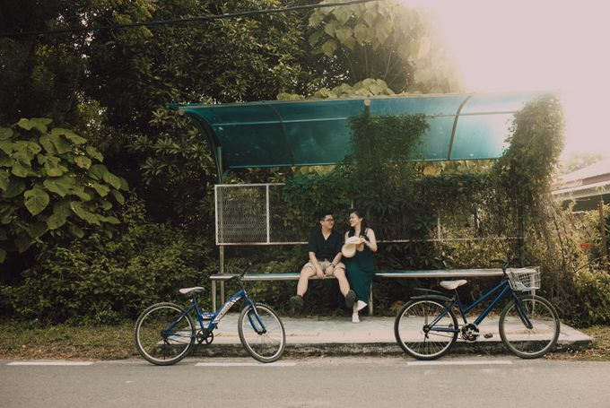 Casual engagement shoot by Amelia Soo photography - 032
