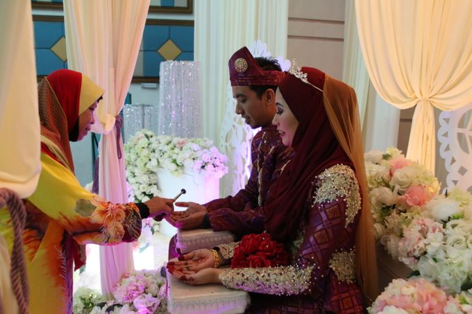 Cinematic Wedding Video by Rajacontent Studio - 026