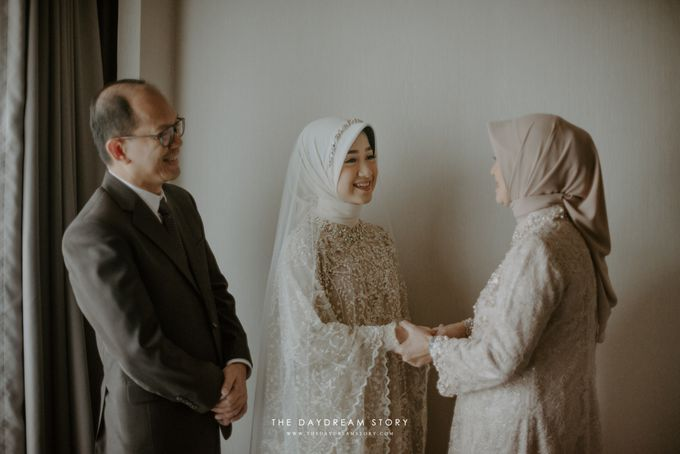 Talitha & Adit Wedding by Akuwedding - 002