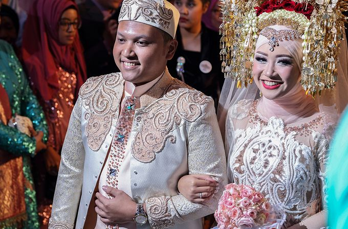 The wedding story  of Echa & Harya by Video Art - 039