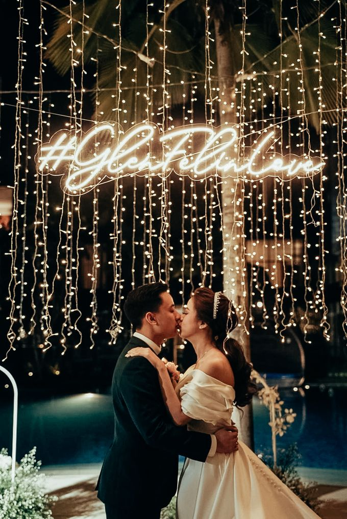 Glen & Felienda Wedding Decoration by Valentine Wedding Decoration - 020
