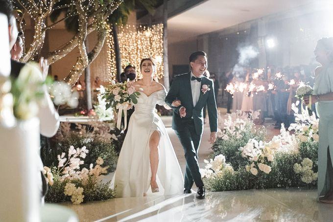 Glen & Felienda Wedding Decoration by Valentine Wedding Decoration - 018