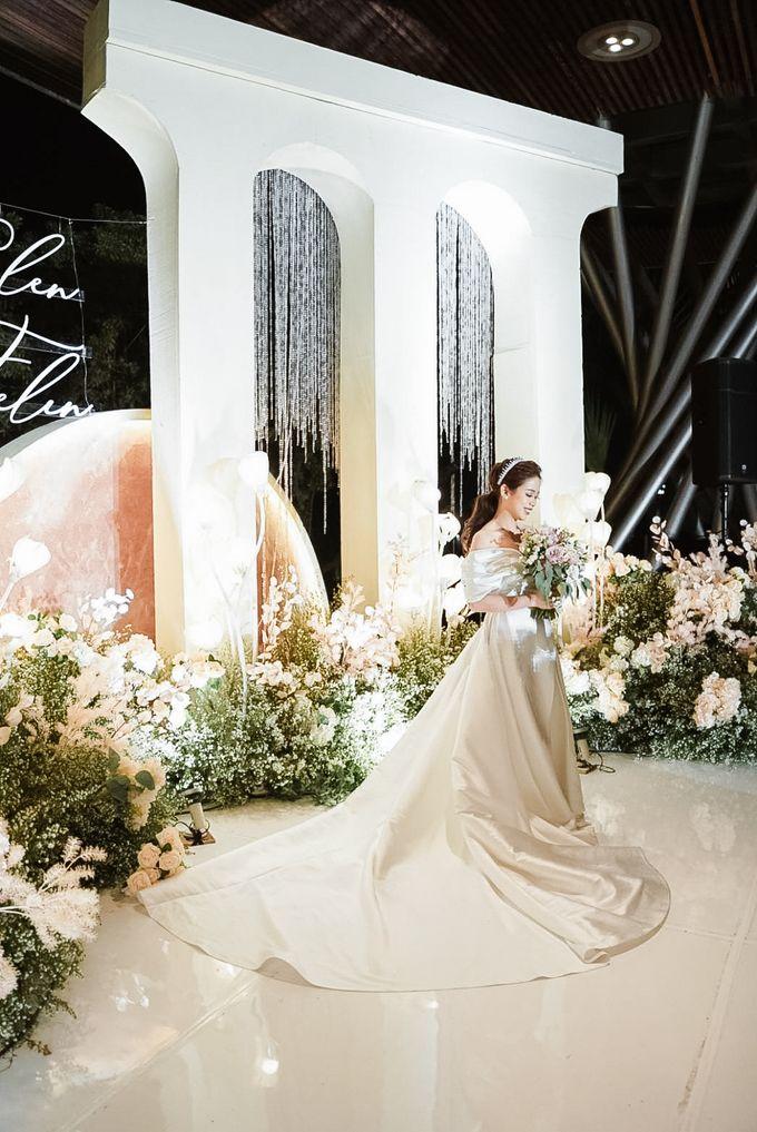 Glen & Felienda Wedding Decoration by Valentine Wedding Decoration - 016