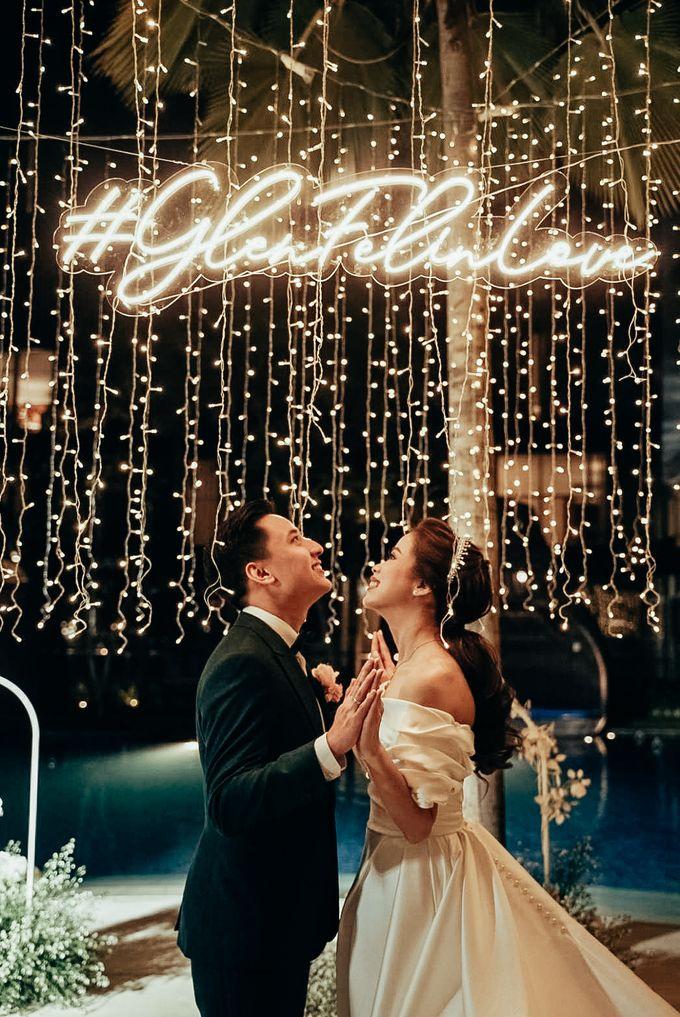 Glen & Felienda Wedding Decoration by Valentine Wedding Decoration - 015