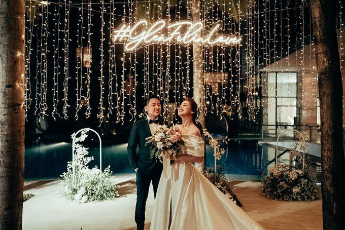 Glen & Felienda Wedding Decoration by Valentine Wedding Decoration - 014
