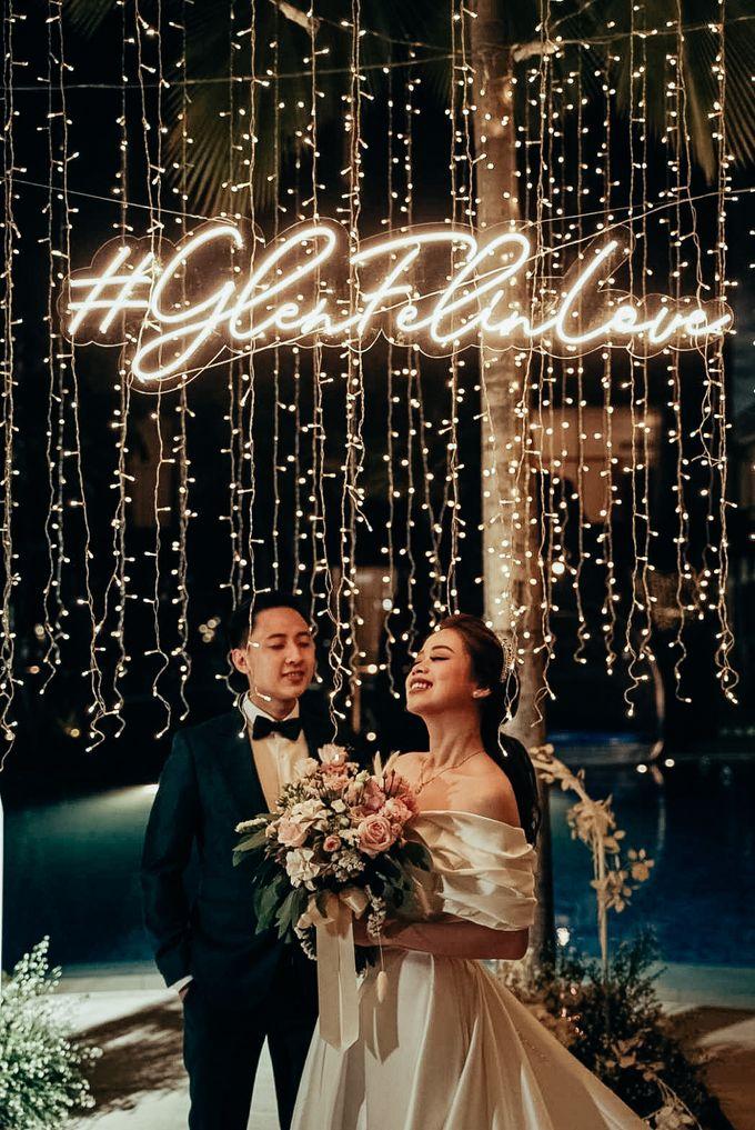 Glen & Felienda Wedding Decoration by Valentine Wedding Decoration - 013