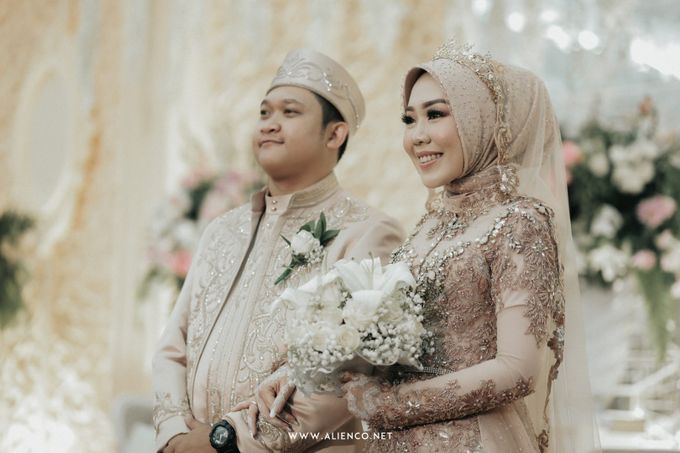 The Wedding Of Shella & Lutfi by alienco photography - 036