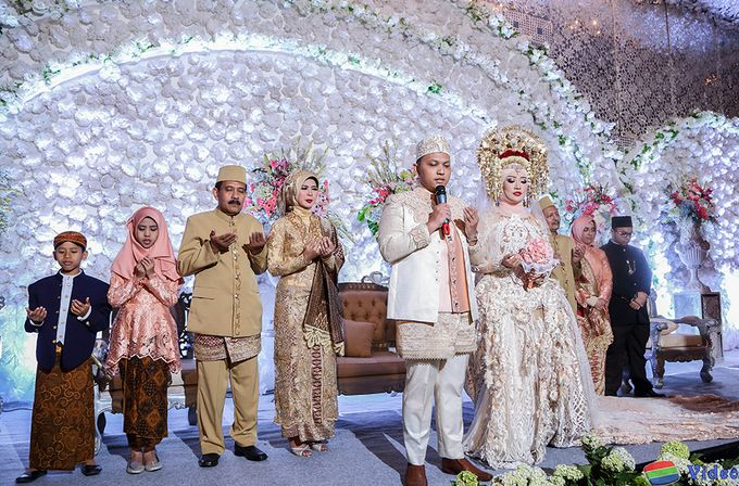 The wedding story  of Echa & Harya by Video Art - 040
