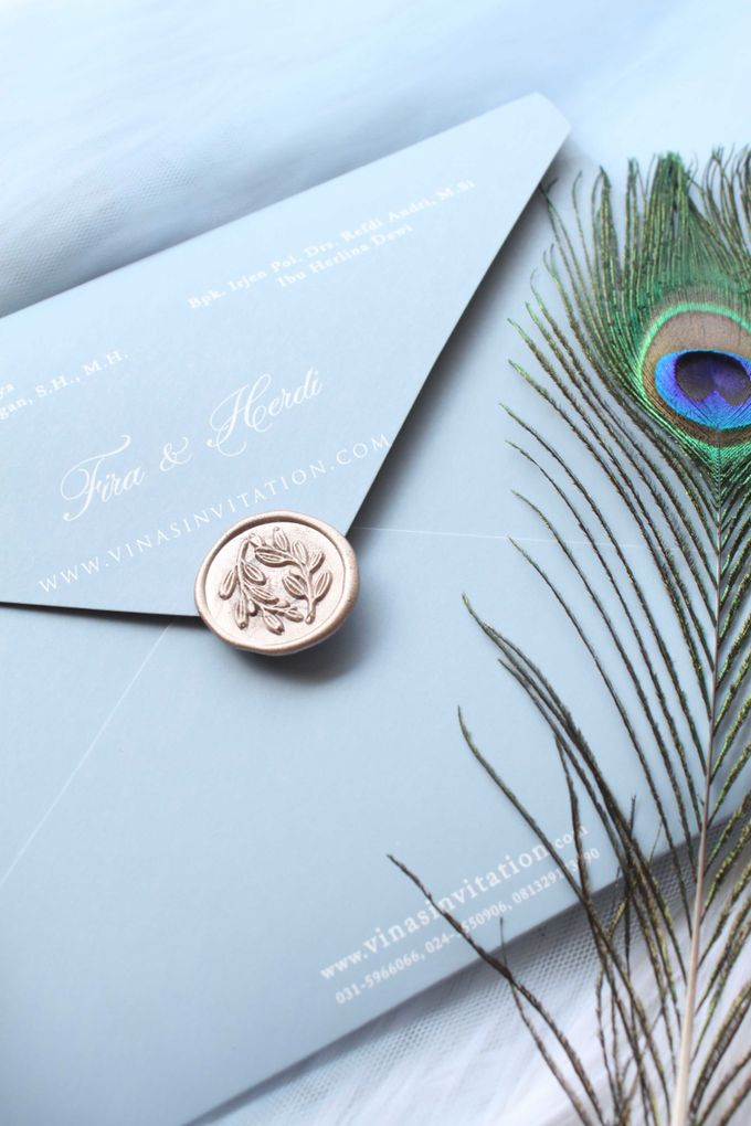 Fira & Herdi by Vinas Invitation - 005