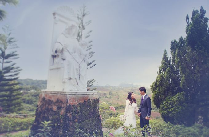 Different Church Couple by shutterOne Photography - 006