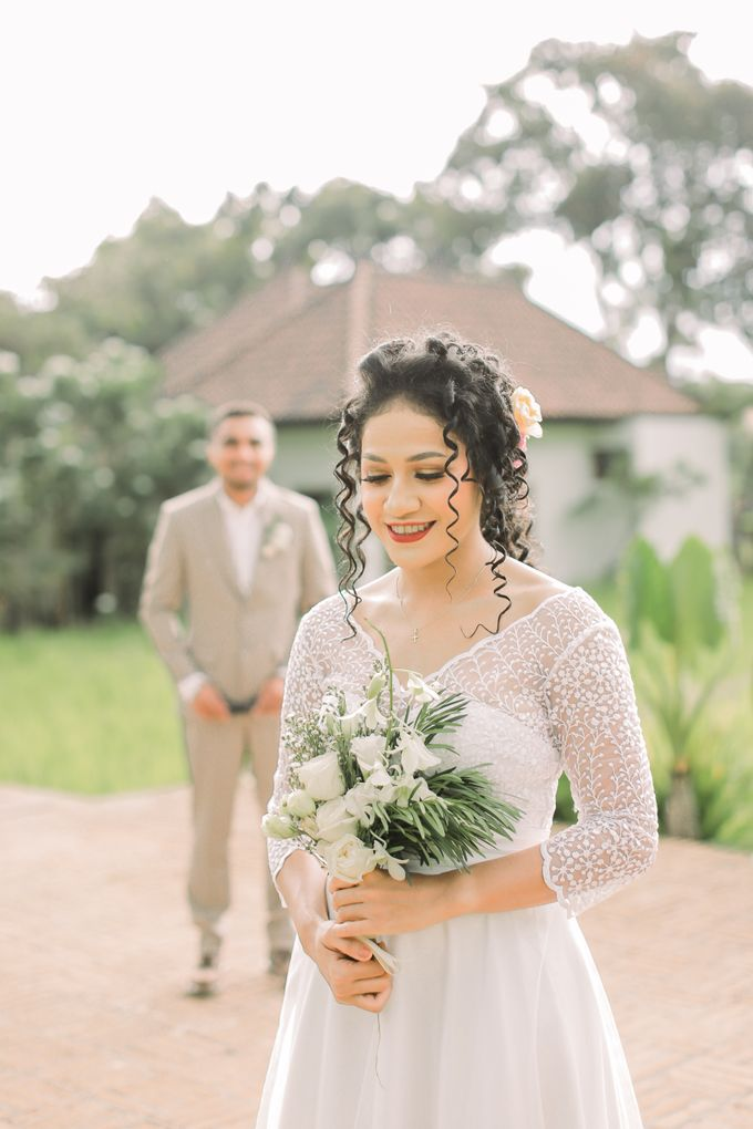 Outdoor Rustic Wedding  Atha and Rev s day by Kimus Pict - 002