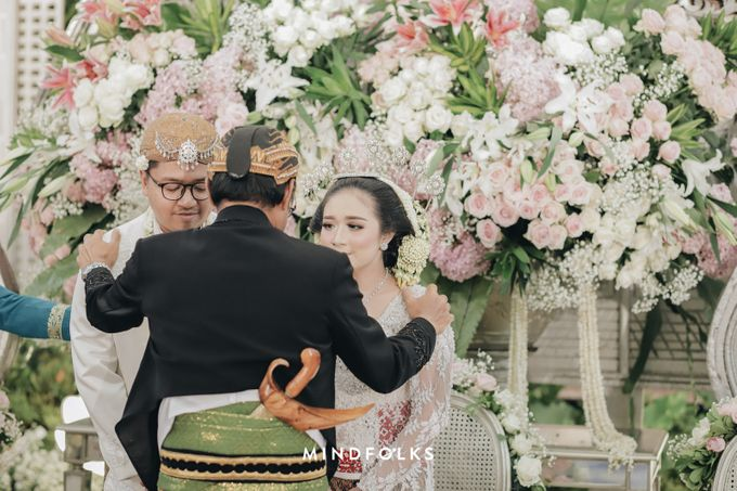 JAVANESE AKAD OF FIFI & IAN by Dwi Tunggal Citra Catering - 006