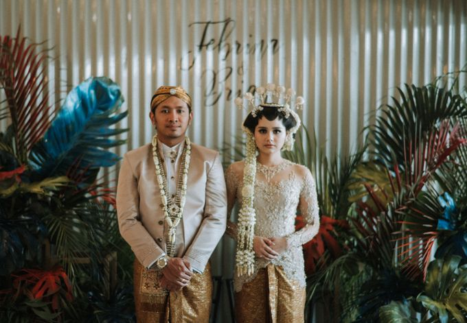 The Wedding of Brian & Febri by Daydreaming Works - 002