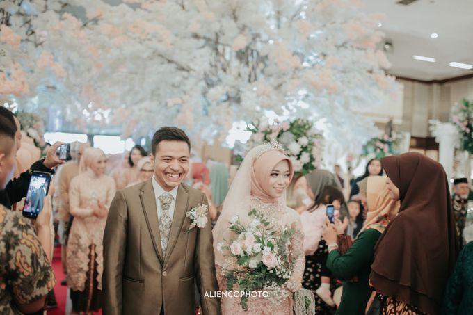 PURI ARDHYA GARINI WEDDING OF ALDY & PUTRI by alienco photography - 043