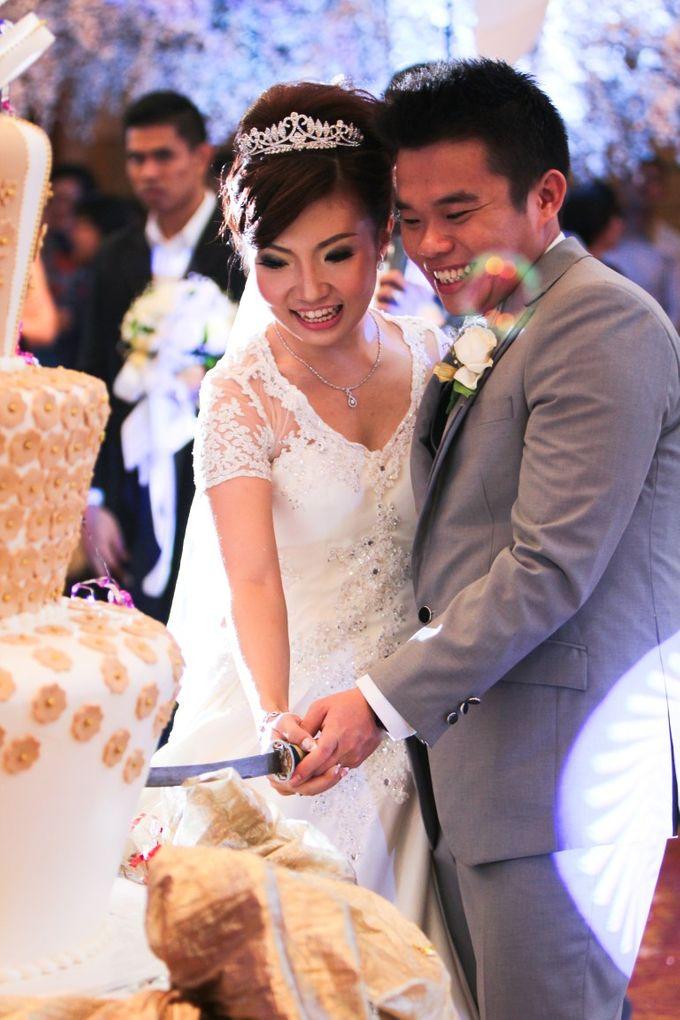 wedding day by Xin-Ai Bride - 012
