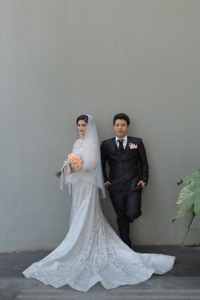 The Wedding Of Mr. DONY & Mrs. IVONE by ODDY PRANATHA - 014