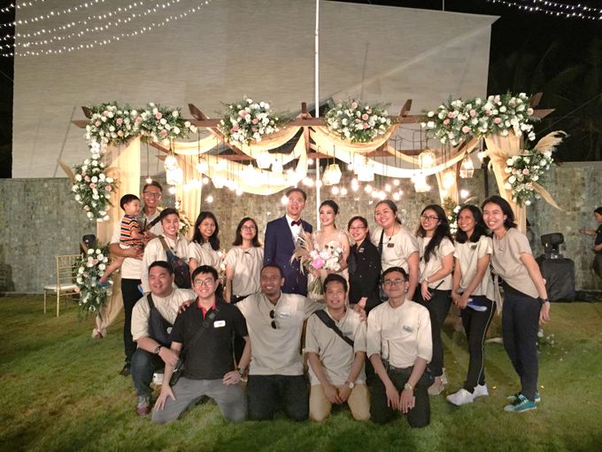 The Wedding of Asoen Wenny by Magnifica Organizer - 031