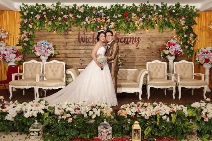 Wedding Of Wicky & Senny by Oscar Organizer - 011