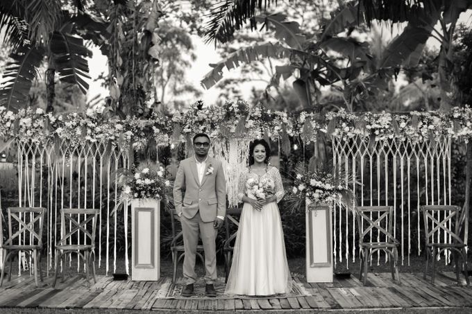 Outdoor Rustic Wedding  Atha and Rev s day by Kimus Pict - 010