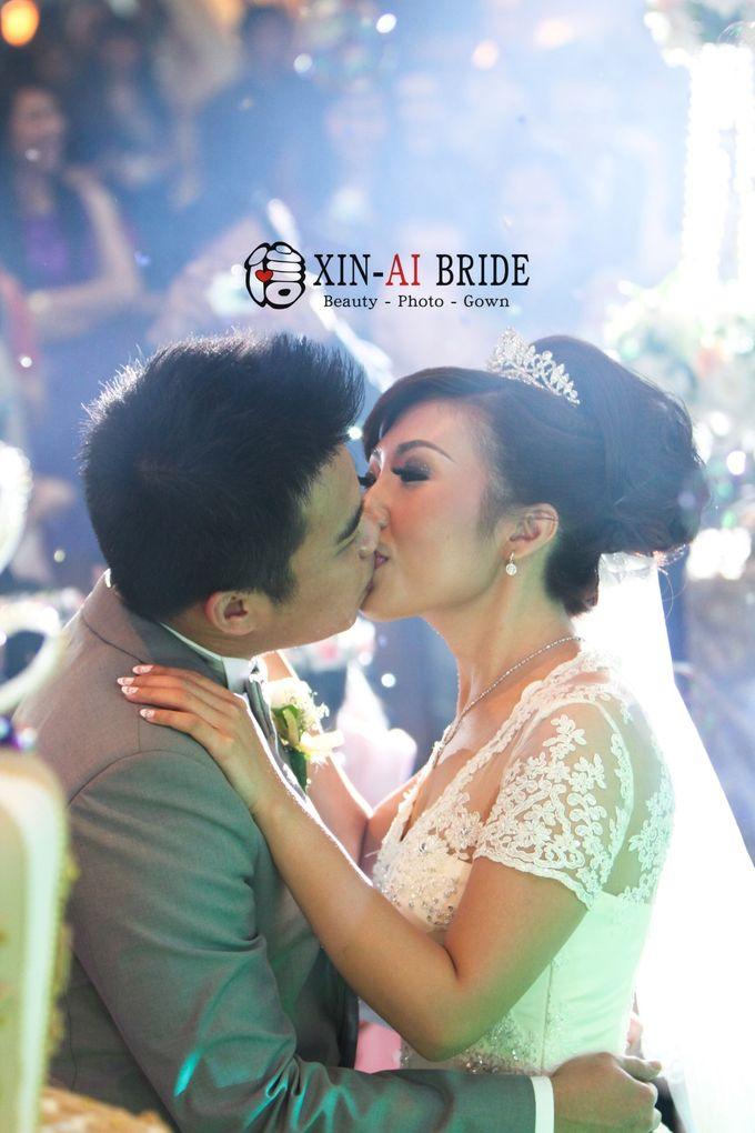 wedding day by Xin-Ai Bride - 004