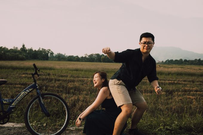 Casual engagement shoot by Amelia Soo photography - 042