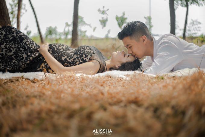 Maternity Photoshoot at Alissha by Alissha Bride - 004