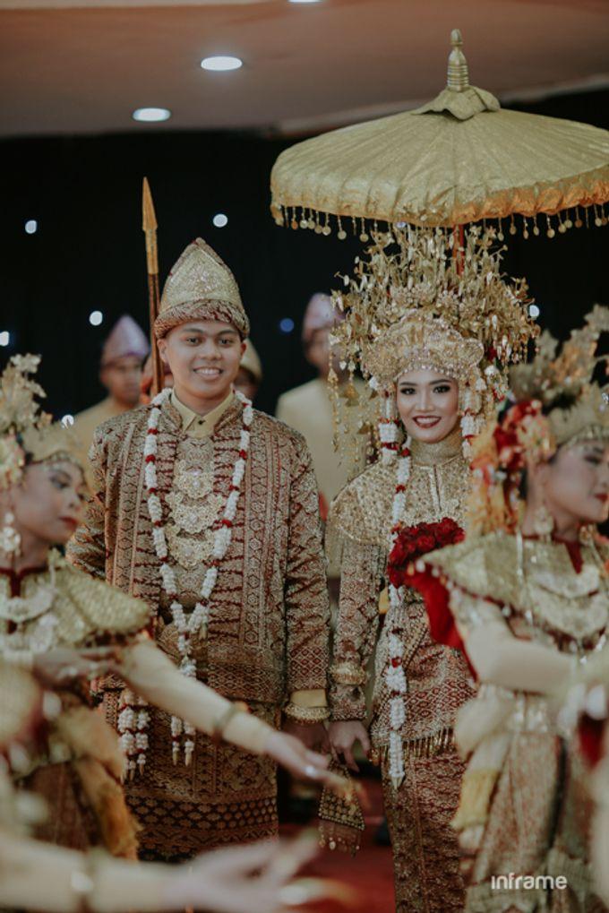 Yozha & Weldy Wedding day by Inframe photo video - 032