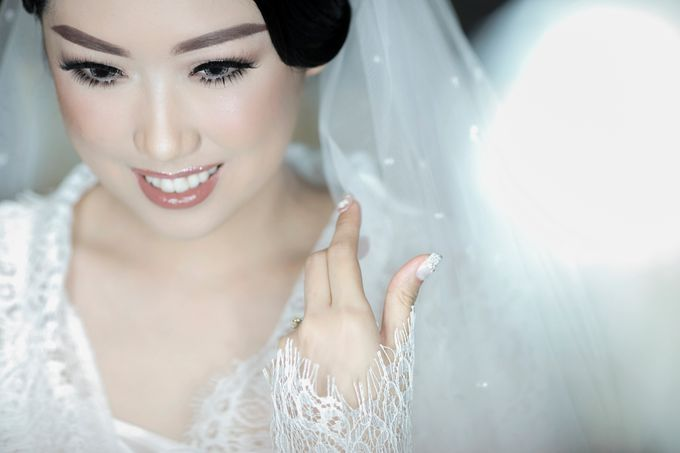 Eric & Cindy Wedding by The Ritz-Carlton Jakarta, Mega Kuningan - 007
