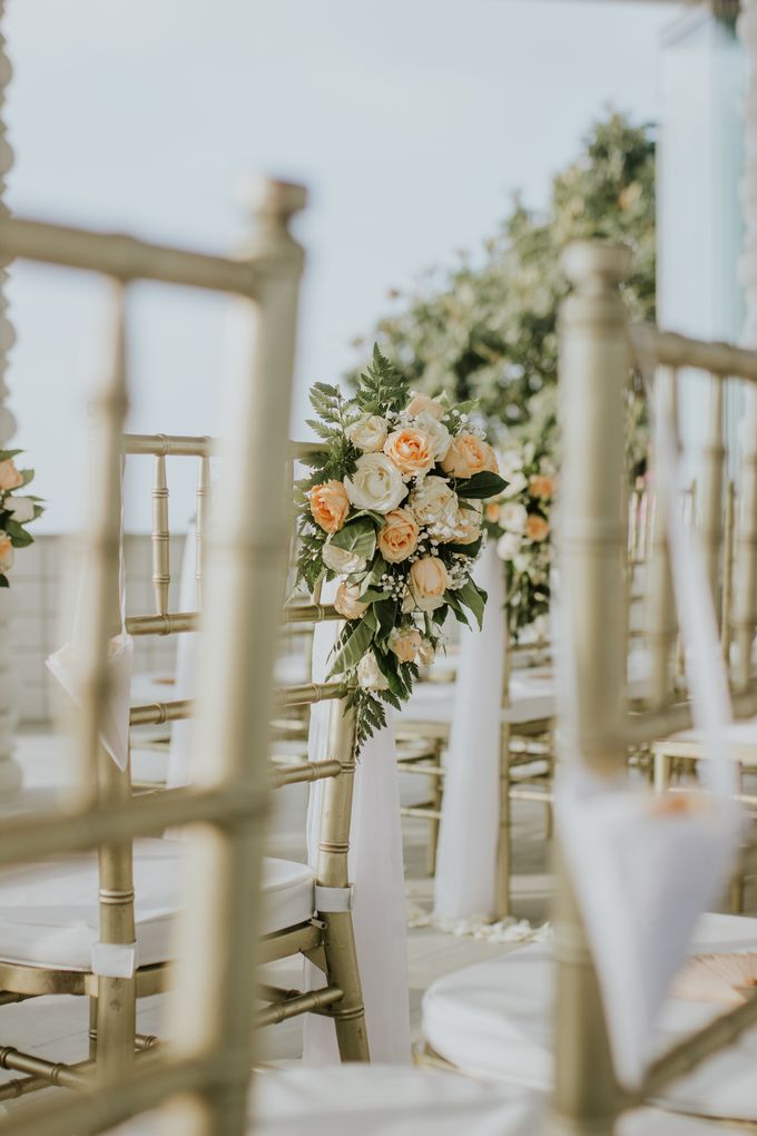 Kym & JP Wedding by KAMAYA BALI - 003
