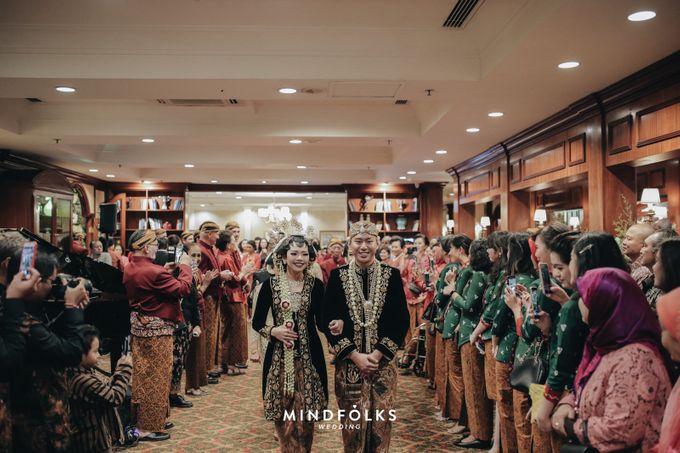 The Wedding of Sisi and Arnaud by MAC Wedding - 028