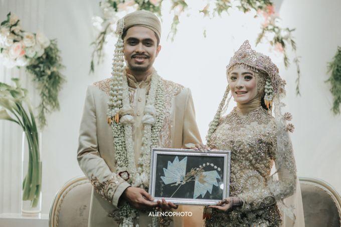Smesco Convention Hall Wedding of Nadya & Ali by alienco photography - 042