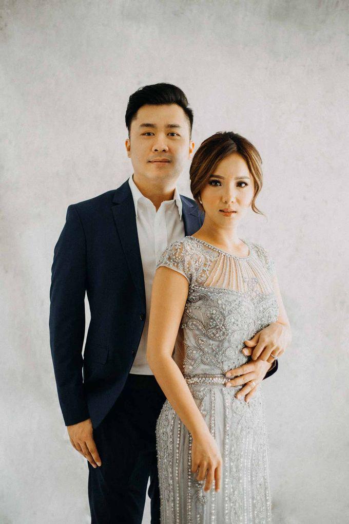 Anton & Silvy Prewedding by Kev by MA Fotografia - 003