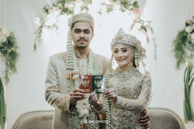 Smesco Convention Hall Wedding of Nadya & Ali by alienco photography - 043