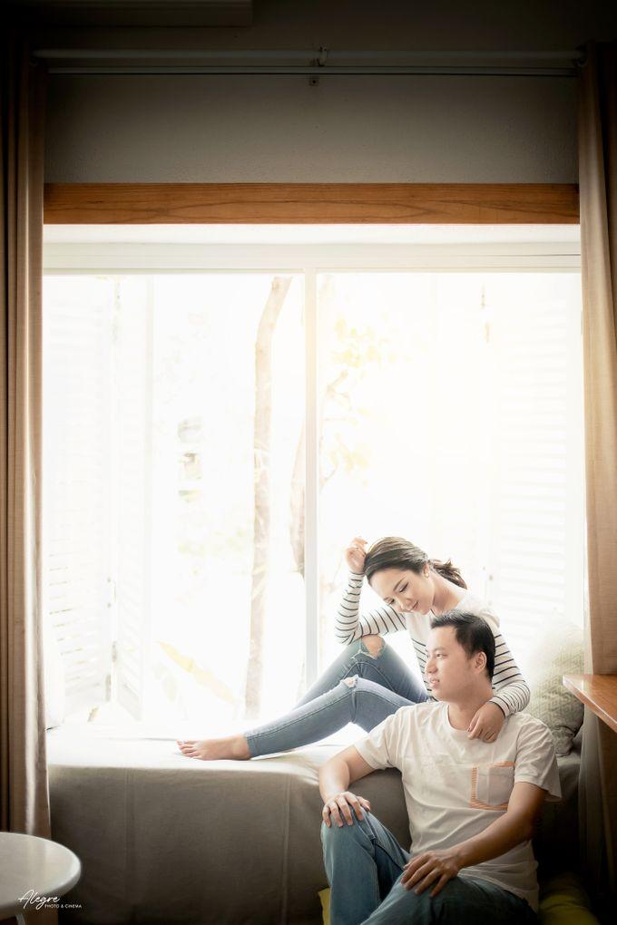 Vita & Joe Prewedding by ALEGRE Photo & Cinema - 004