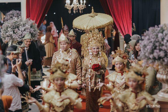 Yozha & Weldy Wedding day by Inframe photo video - 033