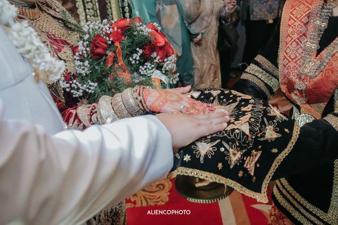 PURI ARDHYA GARINI WEDDING OF NIA & AFFAN by alienco photography - 005