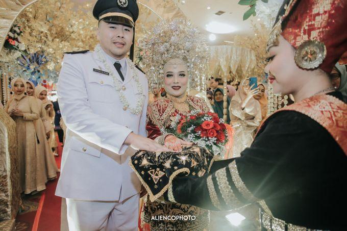 PURI ARDHYA GARINI WEDDING OF NIA & AFFAN by alienco photography - 006