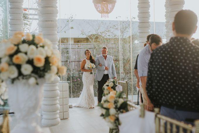 Kym & JP Wedding by KAMAYA BALI - 005