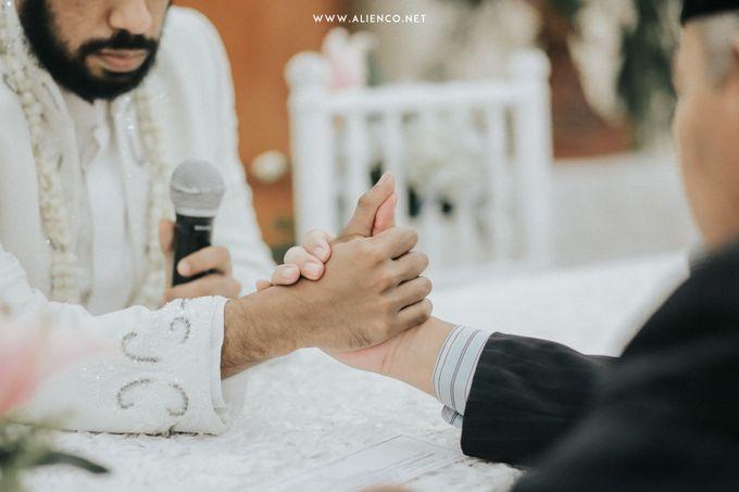 THE WEDDING OF RIO & HAYDE by alienco photography - 043