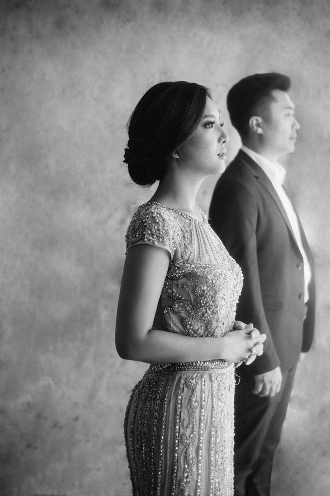 Anton & Silvy Prewedding by Kev by MA Fotografia - 005